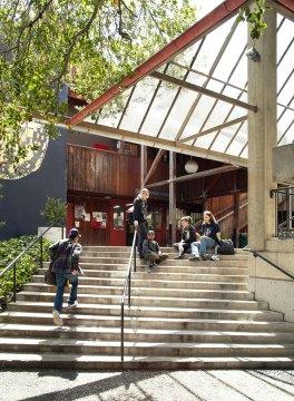 California College of the Arts Oakland campus