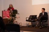 Carol Sauvion introduces the Craft Today: Washington D.C. and Beyond Panel.