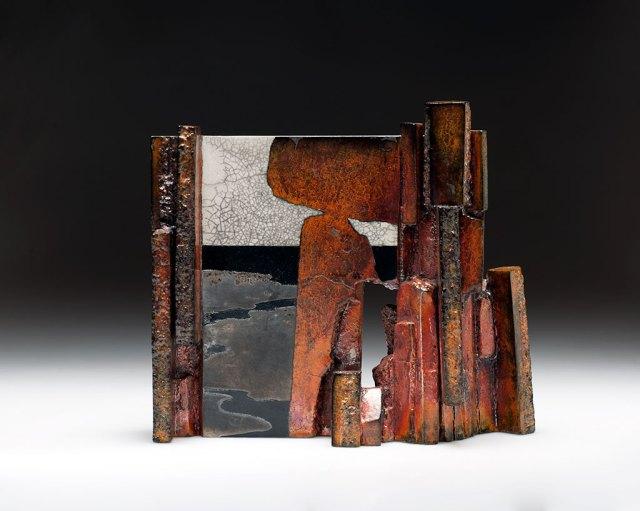 Wayne Higby, Stone Gate, 2007