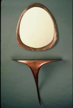 Victor DiNovi, Wall mount console mirror