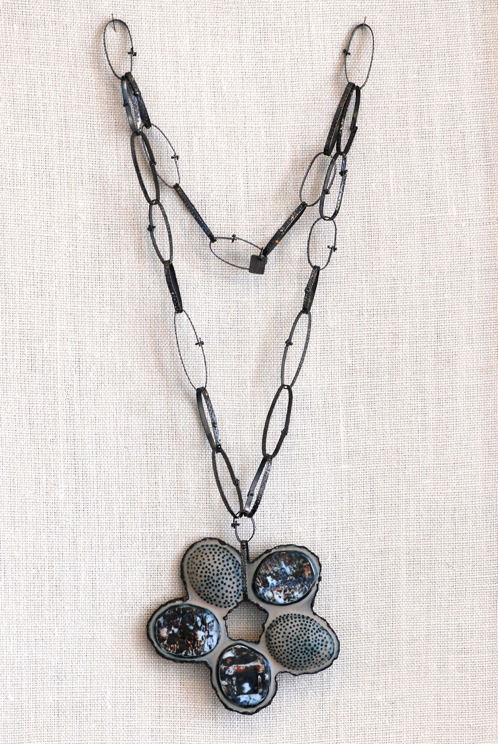 Kathleen Browne, Repair Necklace, 2012
