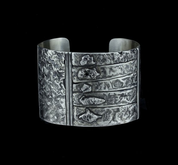 Kate Lindsay, Warrior Cuff, 2016
