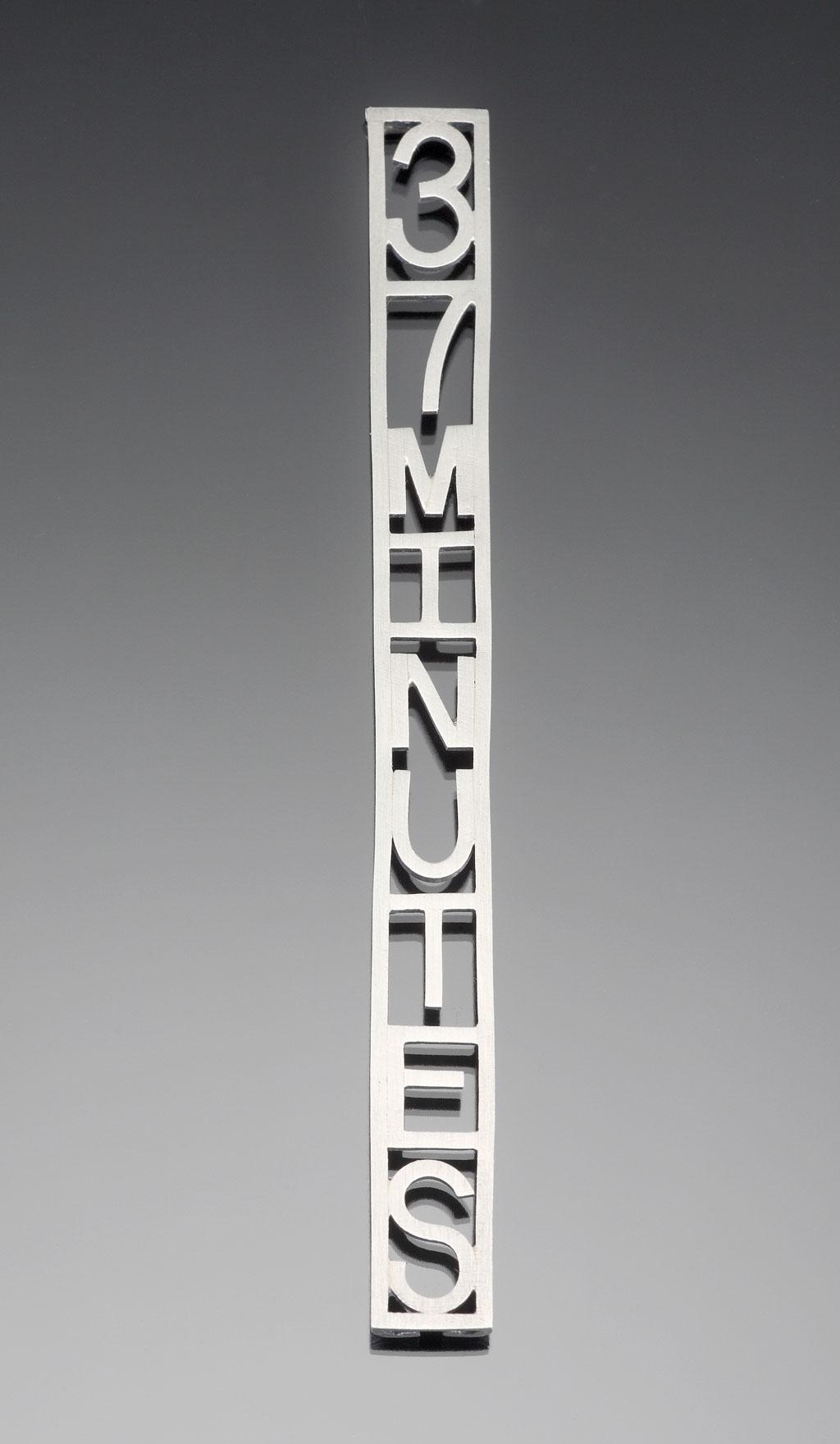 Trudee Hill, 37 Minutes, 2010