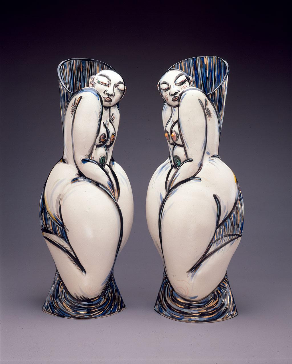 Akio Takamori, Gemini Vases