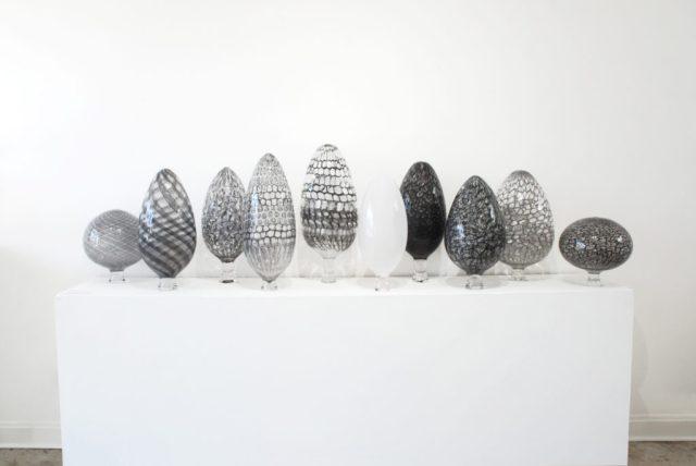Kazuki Takizawa, The Minimalist Series, blown glass