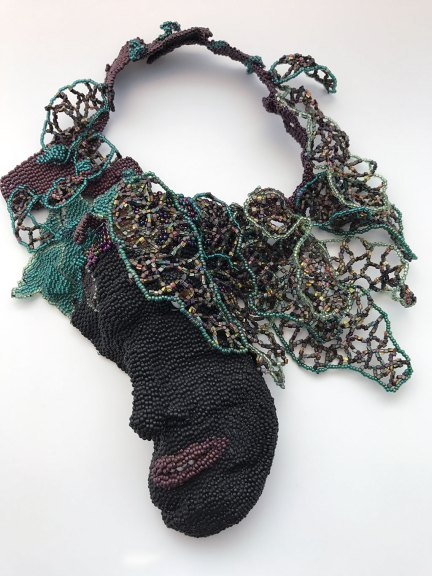 Joyce J. Scott, Lynching Necklace, 1981
