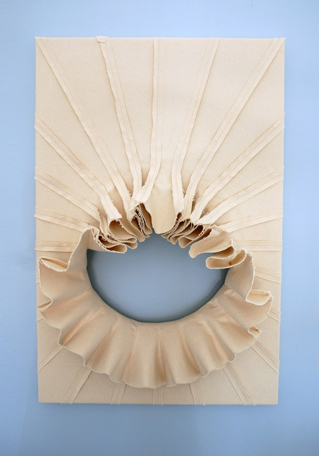 Mary Little, Cooper (Recent Works), 2017: The Shape of Cloth, Fiber, Craft in America