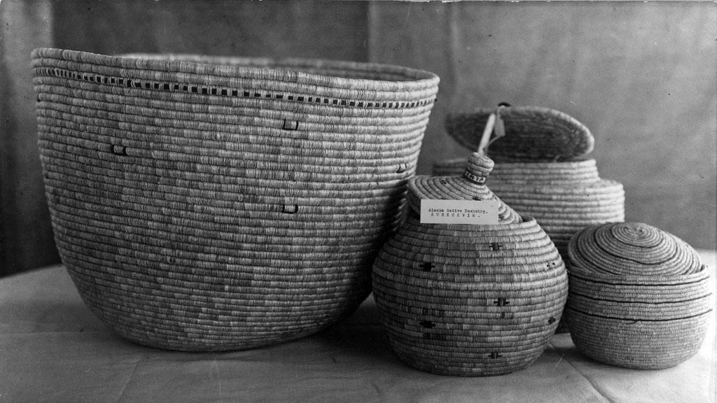 Alaskan baskets