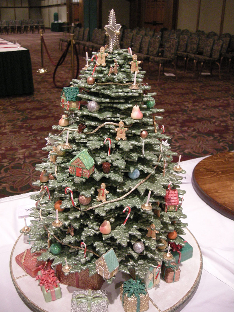 National Gingerbread House Competition Grove Park Inn