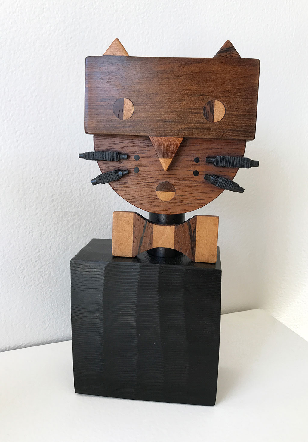 Made to Play, Pamela Weir-Quiton, Kitty Face, 1984, Craft in America