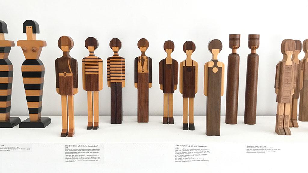 "Made to Play, Pamela Weir-Quiton, Little Dolls AKA ""Pamela Girls"", 1966, Craft in America"