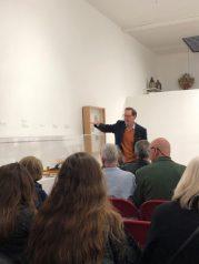 Ted Bosley talk