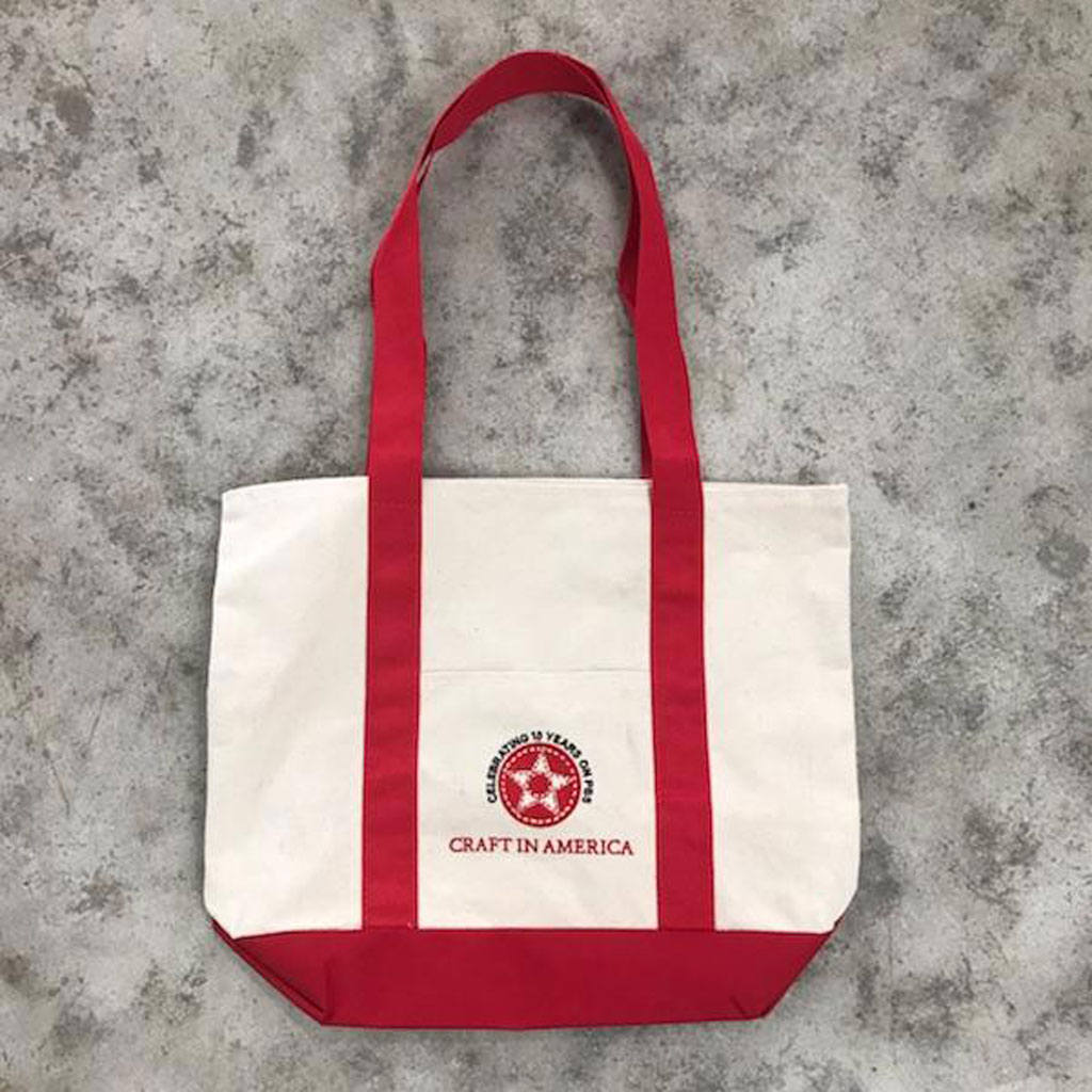 Craft in America Tote Bag
