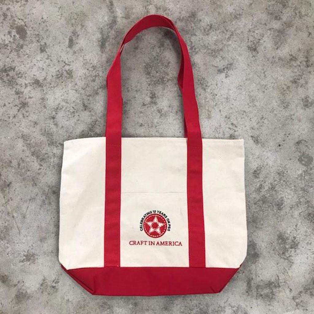 Craft in America Tote Bag