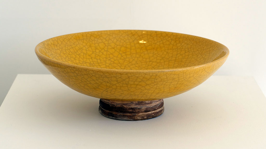 Laura Andreson, Bowl, 1939, California Visionaries: Seminal Studio Craft, Featuring Works from the Forrest L. Merrill Collection