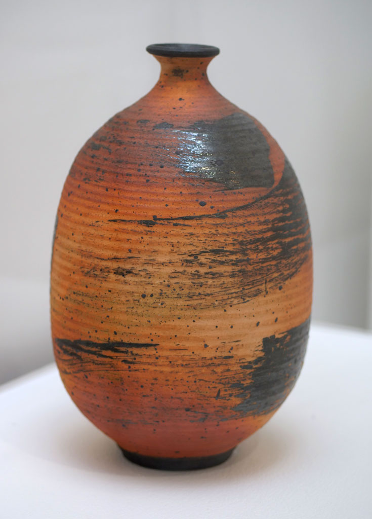 Vivika and Otto Heino, Vase, 1974, California Visionaries: Seminal Studio Craft, Featuring Works from the Forrest L. Merrill Collection