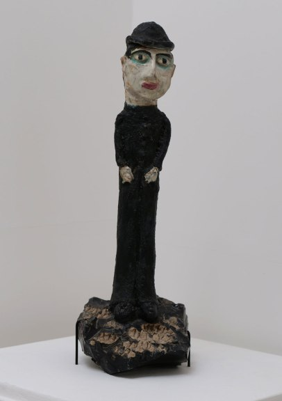 Beatrice Wood, Figure, 1970's, California Visionaries: Seminal Studio Craft, Featuring Works from the Forrest L. Merrill Collection