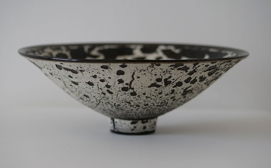 James Lovera Bowl, n.d. Glazed ceramic, California Visionaries: Seminal Studio Craft, Featuring Works from the Forrest L. Merrill Collection