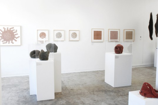 Karyl Sisson, Fissures & Connections
