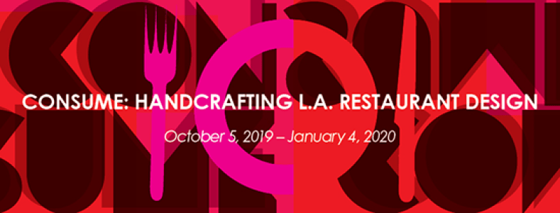CIA_Facebook, Consume: Handcrafting L.A. Restaurant Design