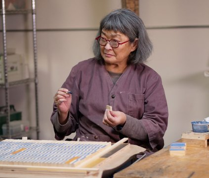 Wendy Maruyama, IDENTITY, Craft in America