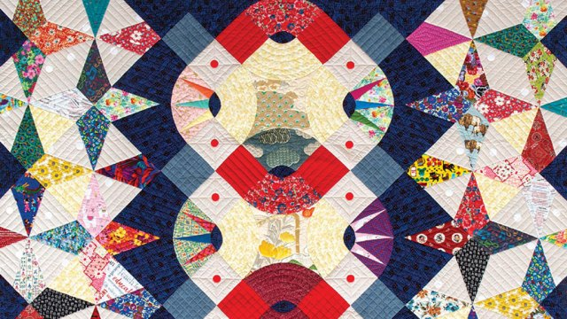 Victoria Findlay Wolfe, Quilts