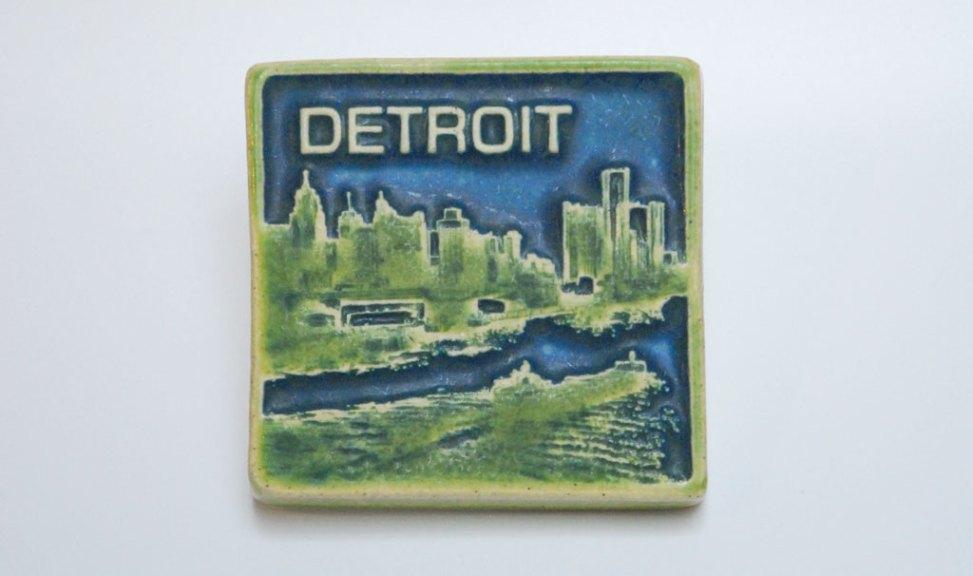 Pewabic, Detroit Tile, 2014