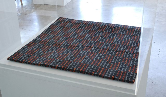 Susie Taylor, 31701 EV1, 2017. Material Meaning: A Living Legacy of Anni Albers, Craft in America