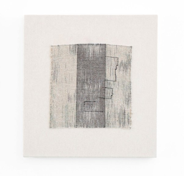 Rachel Snack, Weaving No. 3, The Bohdi Collection, 2017