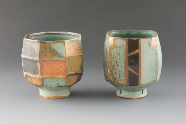 Jeff Oestrich, Ceramic, Crossroads, Craft in America