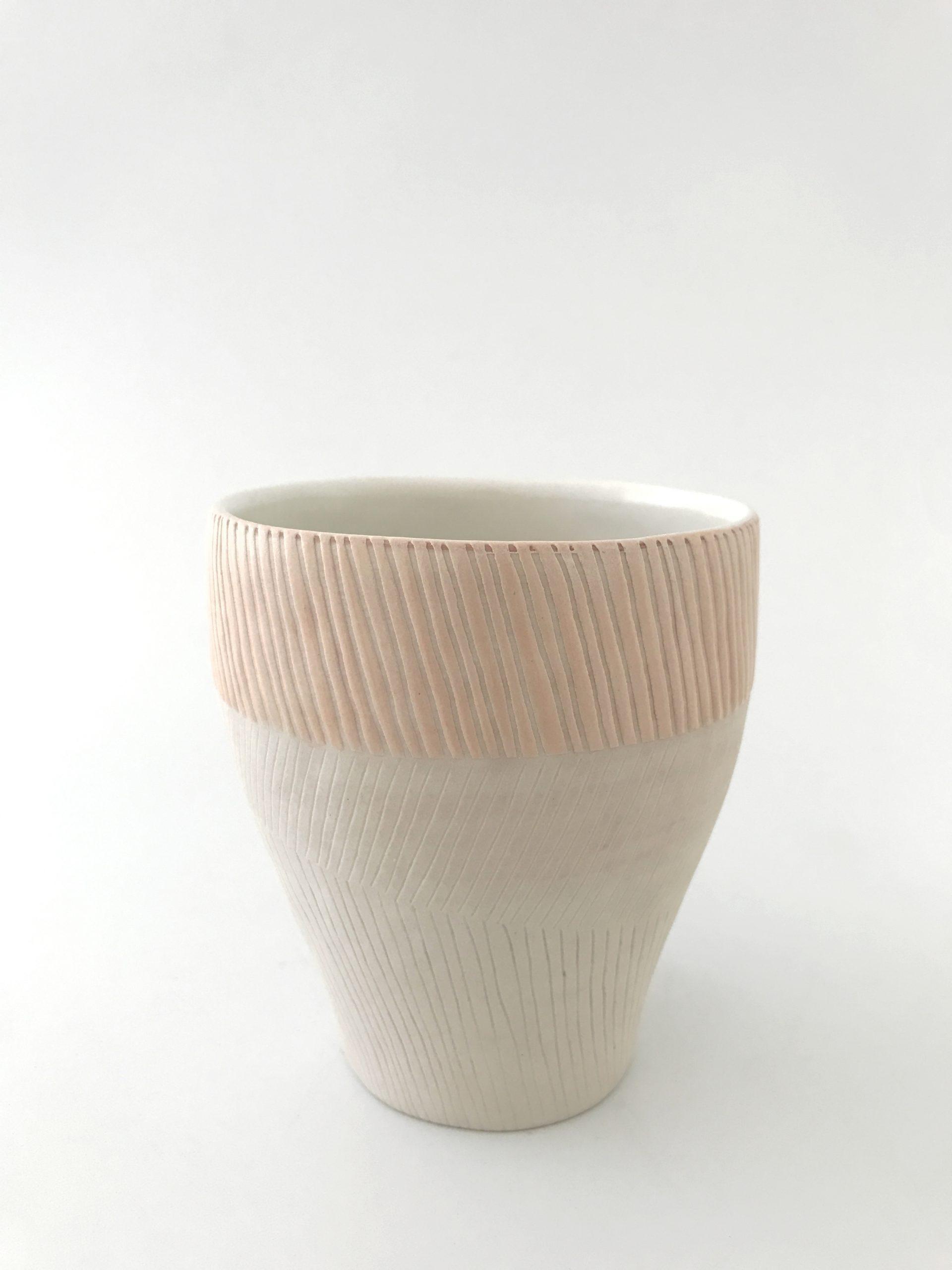 craft in america here/now yunomi Liz Pechacek yunomi