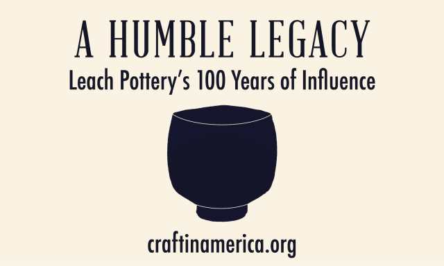 craft in america a humble legacy leach pottery yunomi