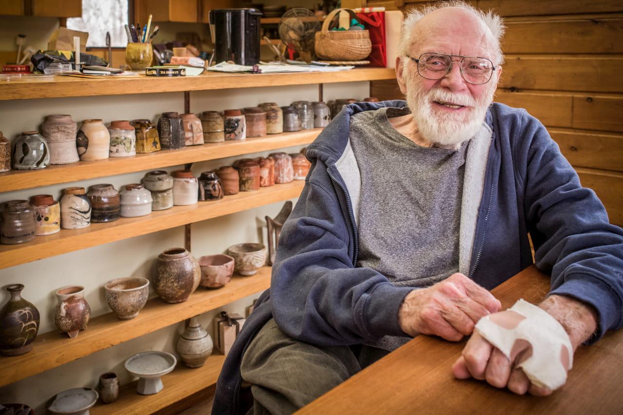Warren MacKenzie. 2010