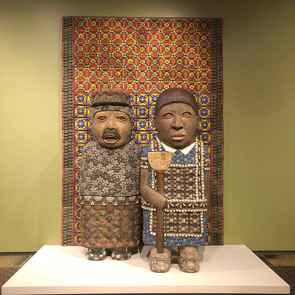 George Rodriguez, Mexican American Gothic, 2019. Courtesy of the artist. Craft in America STORYTELLERS
