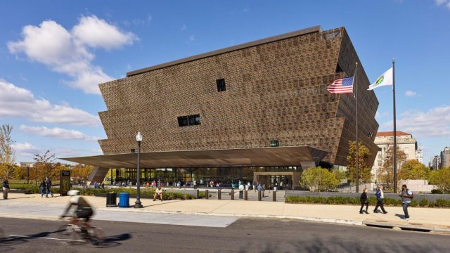 National Museum of African American History and Culture, Smithsonian Institution. Photo: Alan Karchmer. Craft in America DEMOCRACY