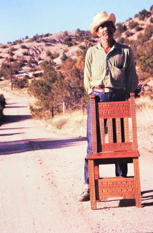 Islands in the Land Exhibition, The Rio Grande, Chimayo, Craft in America