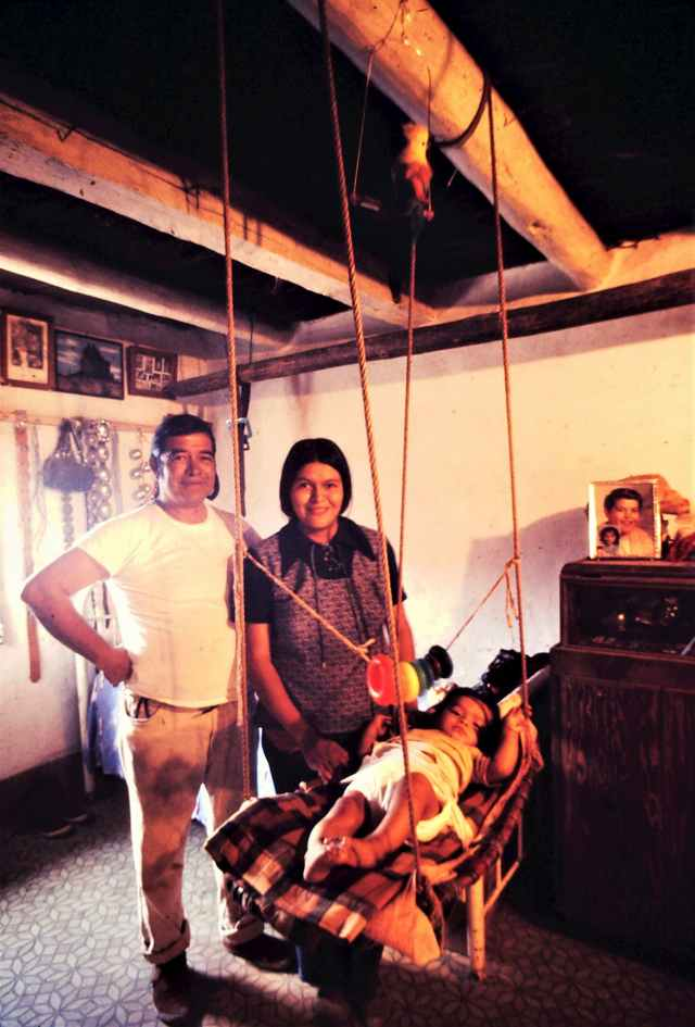 Islands in the Land Exhibition, The Rio Grande, Santa Domingo, Tony Aguilar