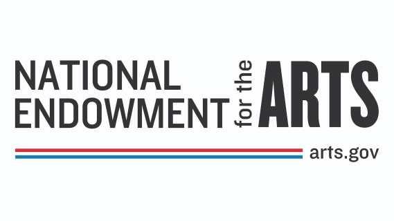 National Endowment for the Arts NEA, Horizontal Logo, Craft in America