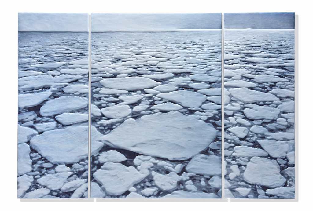 April Surgent, The Last Frozen Ocean, Craft in America