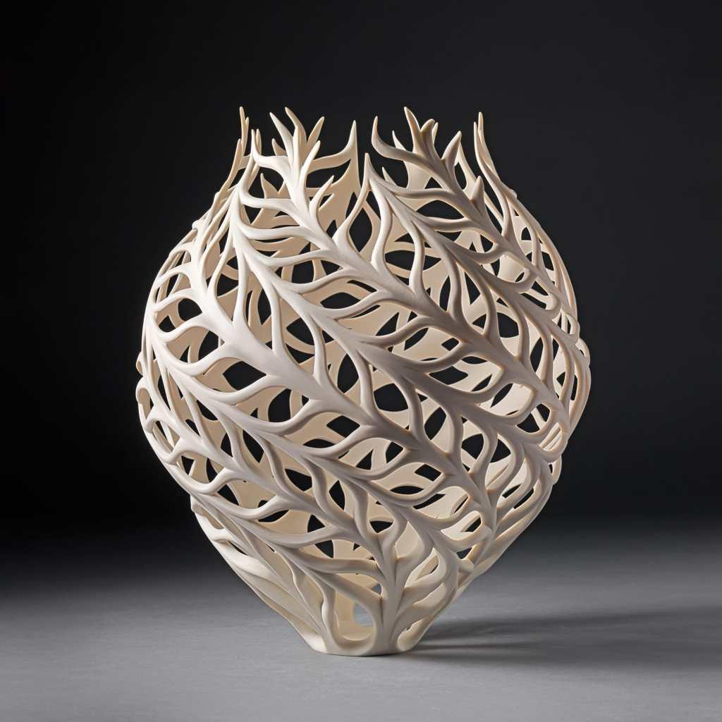 Jennifer McCurdy, Coral Vessel, Craft in America