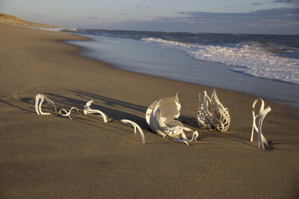 Jennifer McCurdy, Porcelain in the Sand, Craft in America