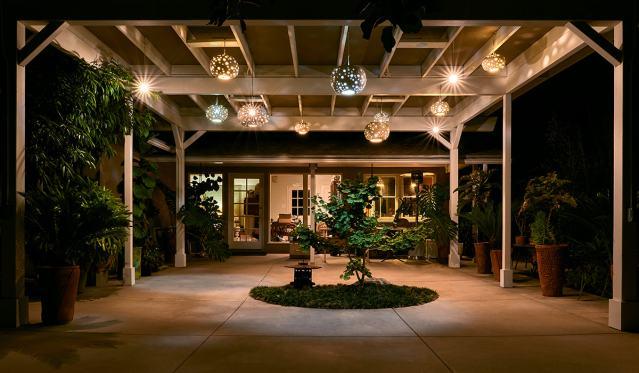 Joan Takayama-Ogawa, Outdoor LED Illuminated Sculpture, Craft in America