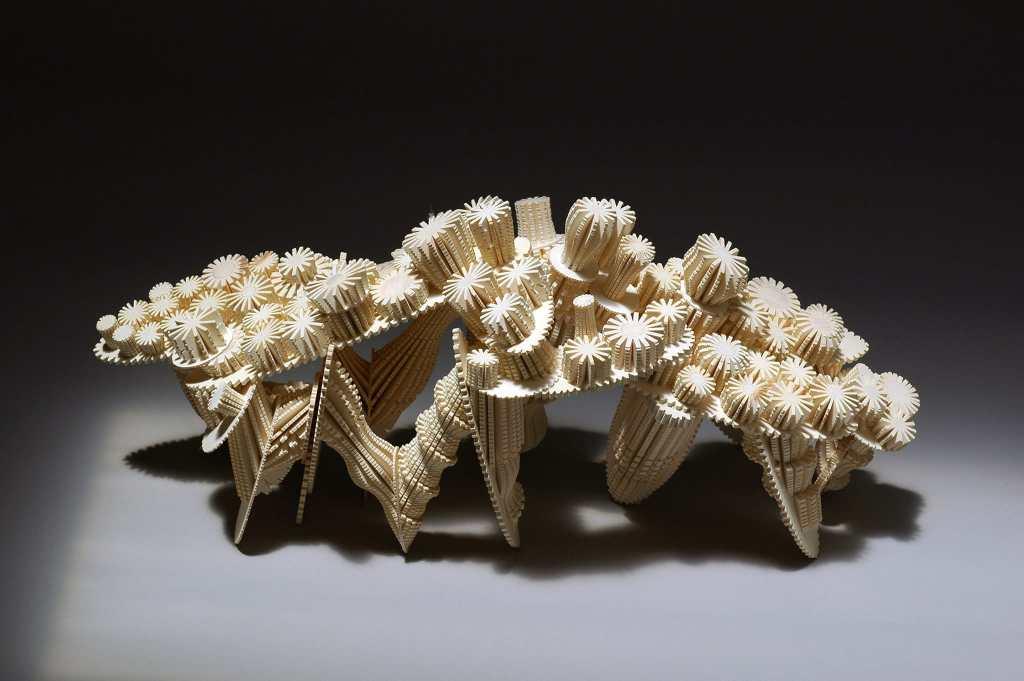 Po Shun Leong, Bloom, 2009, Craft in America