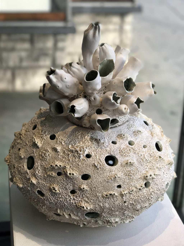 Joan Takayama-Ogawa, Medusa Coral II, Craft in America
