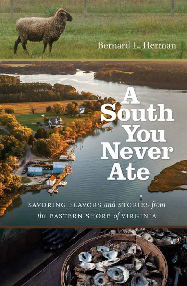 A South You Never Ate, Bernie Herman, Reading Craft Event, Craft in America