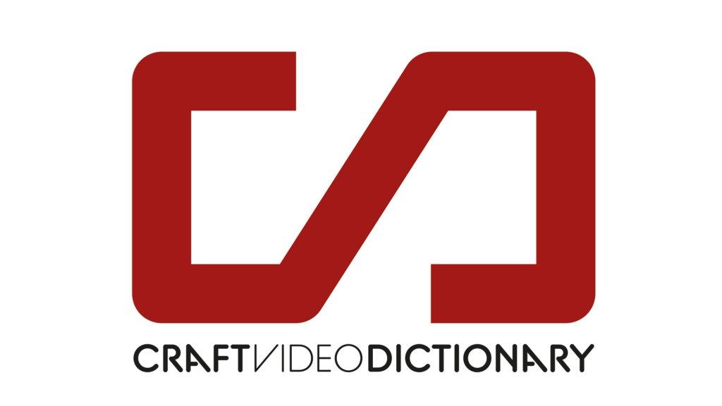Craft Video Dictionary logo