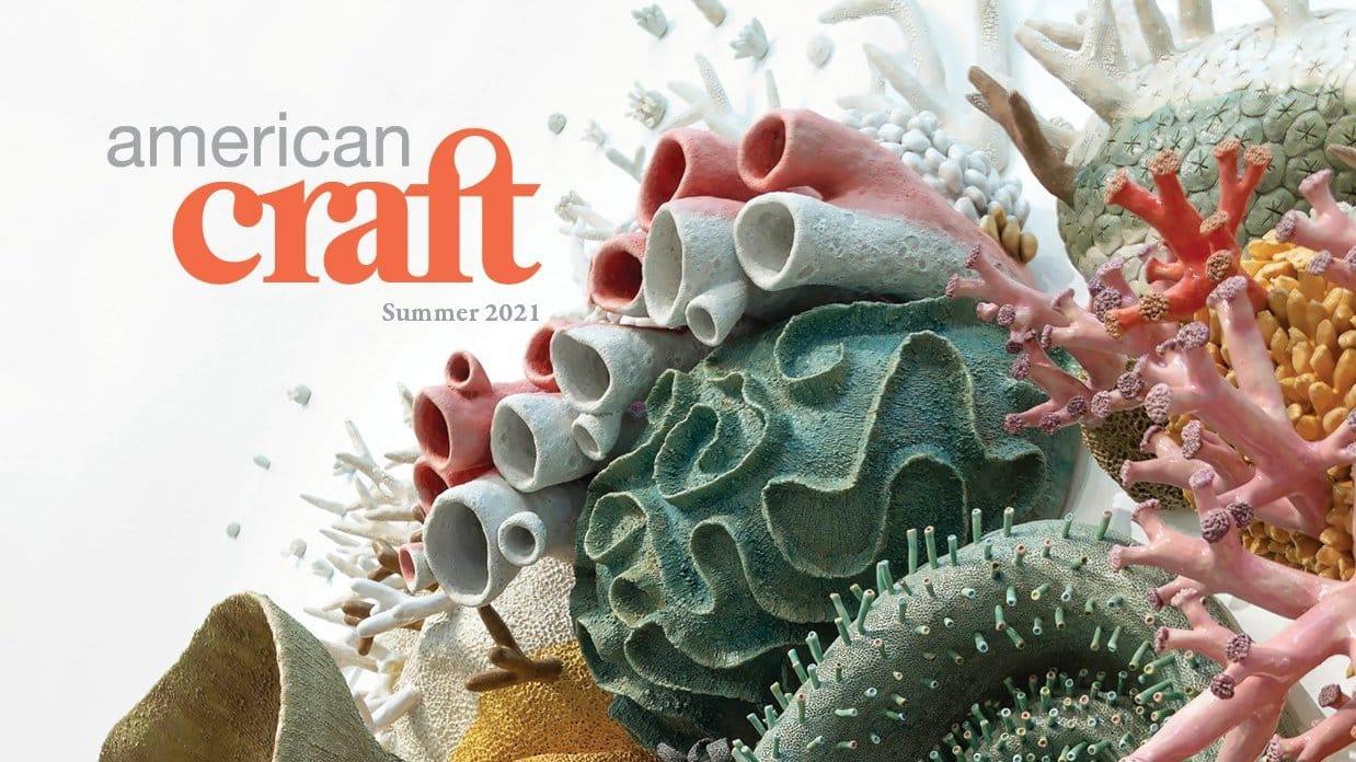 American Craft article, Craft in America