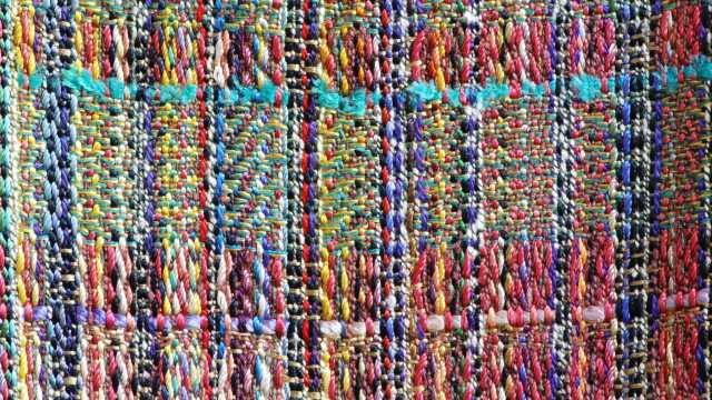 Randall Darwall, weaving