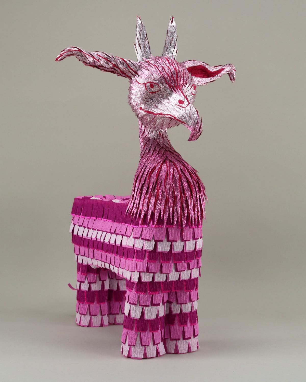 Illuminated Hybrid Piñatas: the High Art of Celebration, Craft in America