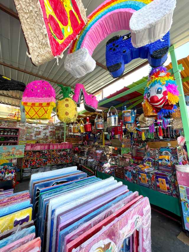 Craft in America, Piñata District Downtown
